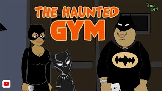 The Haunted Gym 🎃👻🧛‍