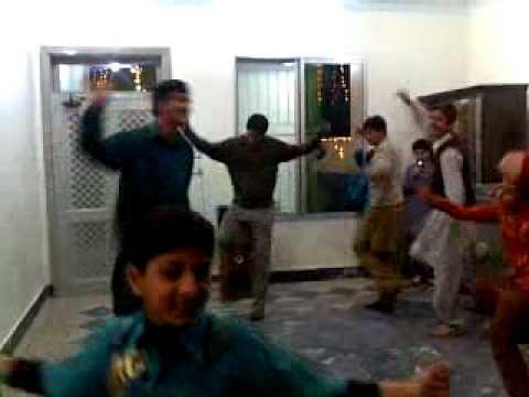 Dance of Khalid Khan, Nauman Khan  and...