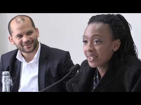 Entrepreneurship in Action - Mandela Rhodes Foundation -  Lethabo Motsoaledi