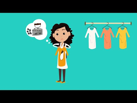 Purple Ironing Services Coimbatore - Explainer Video