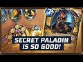Secret Paladin Is So Good! | The Boomsday Project | Hearthstone