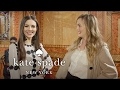 victoria justice: new york fashion week shop it live experience (full version) | kate spade new york