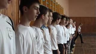 Харків. Урок фізичного виховання