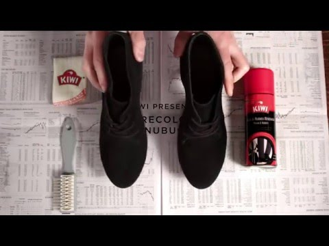 Suede \u0026 Nubuck Shoes | KIWI® Shoe Care