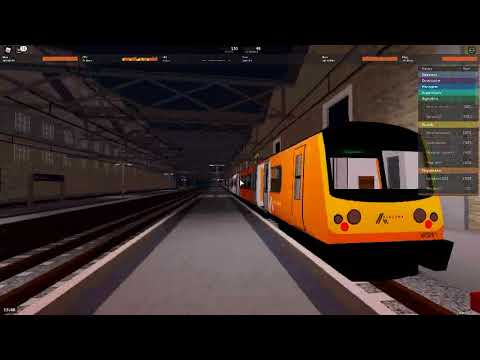Stepford county railway all operators part 1 stepford central to st helens bridge