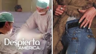 Historias de terror de cirugías plásticas realizadas en la frontera
