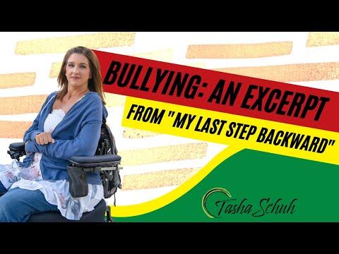 "Bullying: An Excerpt from ""My Last Step Backward"" by Tasha Schuh"