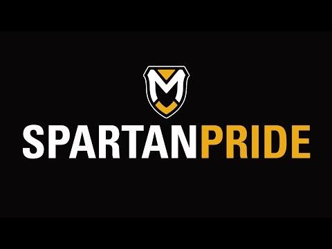 Manchester University Athletics #MUSpartanPride