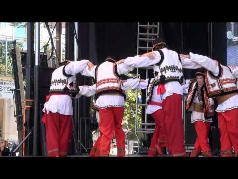 Hutsul Arkan dance