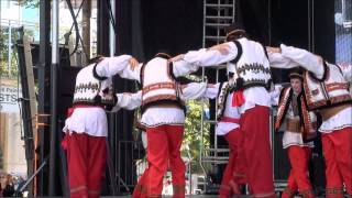 Hutsul Arkan dance by VESNIANKA