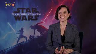 Star Wars: Der Aufstieg Skywalkers - Interview Daisy Ridley