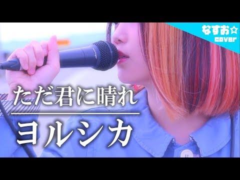 俯いたまま大人になった『ただ君に晴れ』ヨルシカ ~acoustic arrange~ (なすお☆cover)