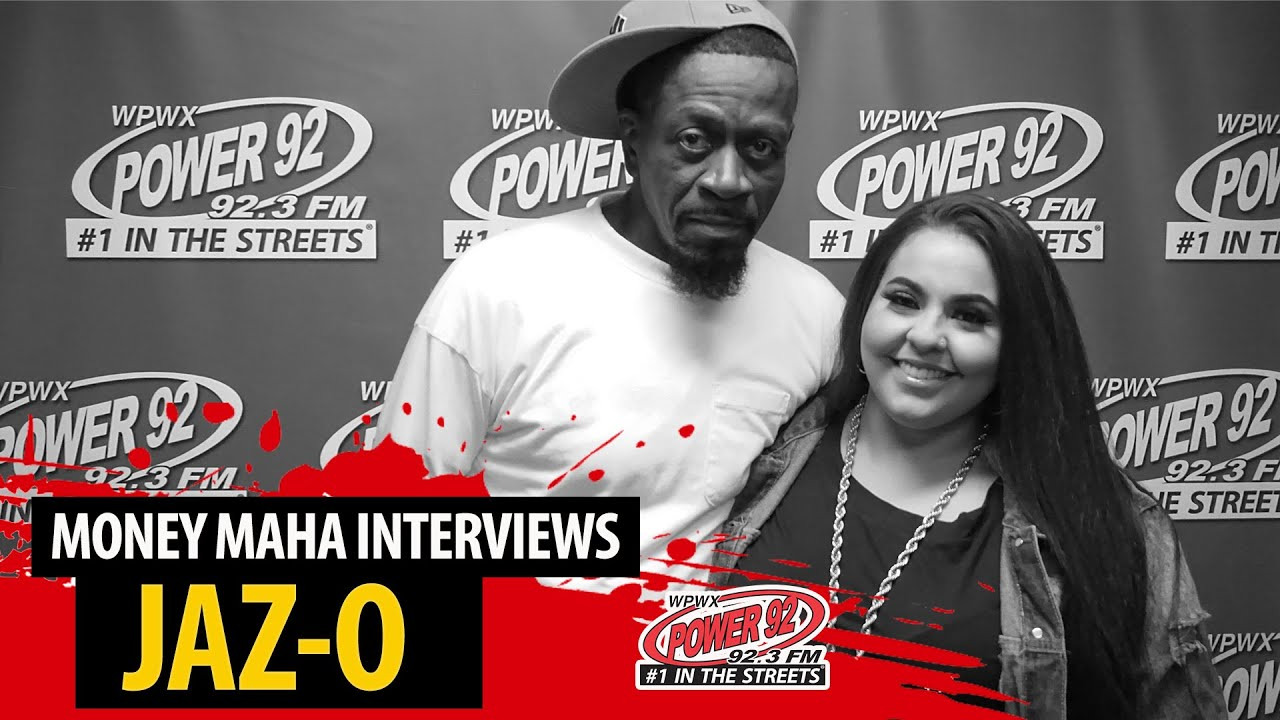 Money Maha Interviews JAZ-O and Talks about His New Album and His History in the