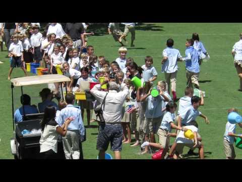 Gulf Stream School accepts the #ALSicebucketchallenge