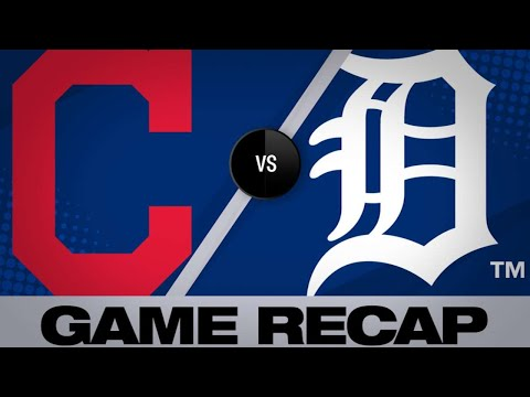 Bauer, Mercado Power Indians Past Tigers   Indians-Tigers Game Highlights 6/16/19