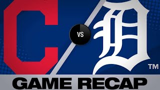 Bauer, Mercado power Indians past Tigers | Indians-Tigers Game Highlights 6/16/19