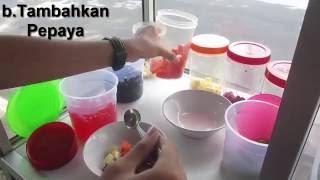 Cara Membuat Sop Buah Enak dan Mudah