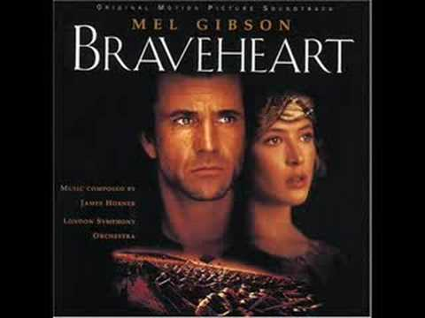 Braveheart Soundtrack - For The Love Of A Princess [sent 0 times]