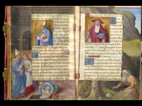 The Prayer Book of Claude de France, Part 8
