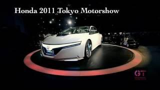 Honda at 2011 Tokyo Motorshow - EV-STER & Seven Electromotive Concept models