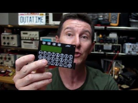 EEVblog #130 - The µCalc Credit Card Scientific Calculator