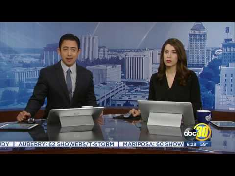 KFSN ABC 30 Action News AM Live At 630 Am Open 3 21 17