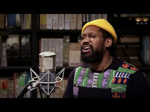 PJ Morton - Religion - 12/13/2017 - Paste Studios - New York - NY