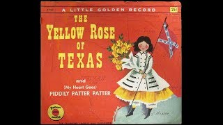 The Sandpiper Chorus And Orchestra - The Yellow Rose Of Texas