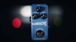 Flashback 2 Mini Delay - Official Introduction