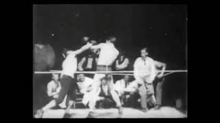 First boxing fight ever filmed 1894