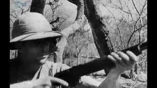 Охота на страуса. Западная Африка. 1938 на польском языке