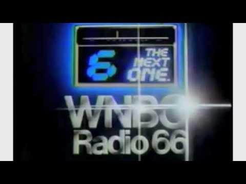 WNBC 66 New York - Alan Colmes Next to last Day - 5pm 10-6-1988