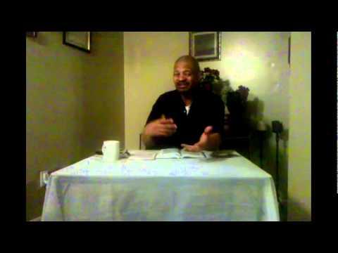"""Rev. Clarence Wise sr """"GODS ECONOMIC SYSTEM"""" pt 5/5"""