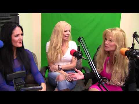 Traci Lynn Cowan with Tane McClure and Laurene Landon.  Part  1