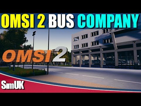 OMSI 2 Bus Company Simulator Add-On Career | First Exam