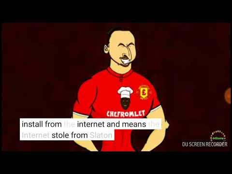 Manchester United 1 - 2 Sevilla ( Anime Del Partido UEFA Champions League )
