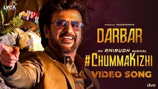 DARBAR (Tamil) – Chumma Kizhi Cover Video Song