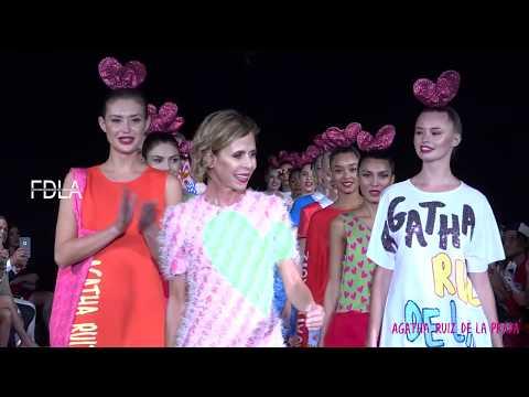 FDLA Agatha Ruiz de La Prada NYFW SS18
