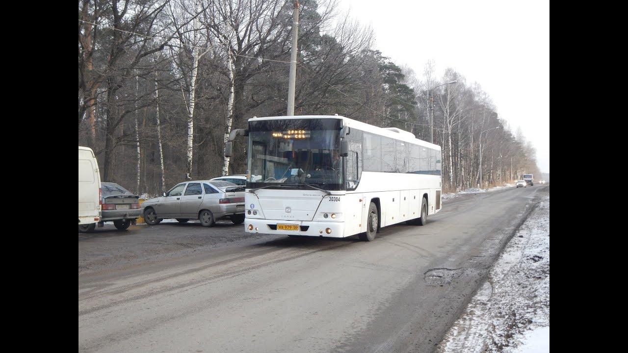 Поездка на автобусе ГолАЗ-525110-10 Вояж (МТА) № 30304 Маршрут № 470 Дзержинский