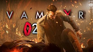 Vampyr (PL) #2 - Wieczne pragnienie (Gameplay PL)
