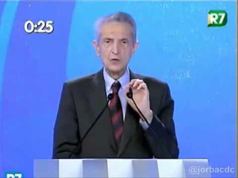 Em debate na Record, Serra é nocauteado por Plínio - 26/09/2010