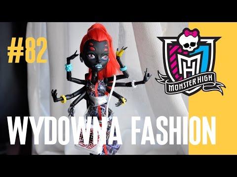 видео: Вайдона Спайдер кукла Монстер Хай (Люблю Моду)