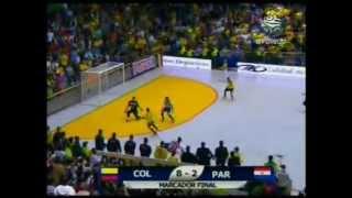 final campeonato mundial futbol de salon Colombia campeon 2011