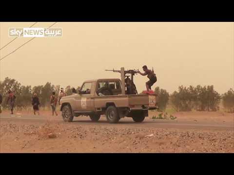 قوات المقاومة اليمنية المشتركة تؤمن الطريق بين الدريهمي ومزارع النخيل  - نشر قبل 35 دقيقة