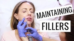 Maintaining My Fillers 9 Months Later | After Lip Filler Care | Juvederm Lip Injections
