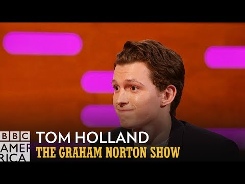 Madonna Made Tom Holland  Off His Dance Moves  The Graham Norton
