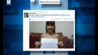 Repeat youtube video LBCI News| حملة تضامن مع جاكي شمعون على مواقع التواصل الاجتماعي