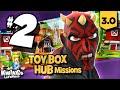 Disney Infinity 3 0 Farming with Darth Maul Toy Box Adventures