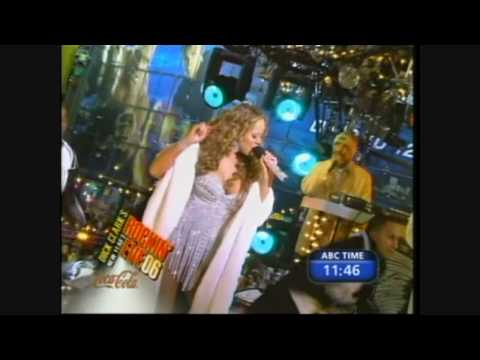 Mariah Carey- 2005 New Years Eve Special