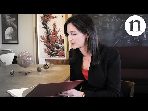 Back to the thesis: Sara Seager